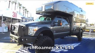 earthroamer xv slt diesel 4x4 expedition rv