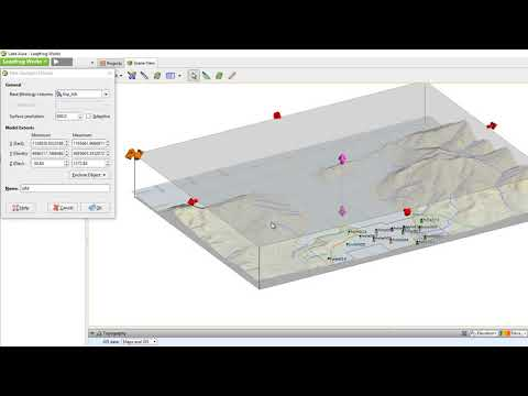 Creating a New Geological Model