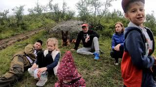 Заключительная часть нашего путешествия республика Хакасия  Ивановские озера , поселок Приисковый 4К