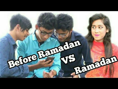 Before Ramadan VS Ramadan_রমজান স্পেশাল Funny video_by Adda Bazz