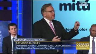 DNC Chair Candidate Says His Niece Was 'Sobbi...