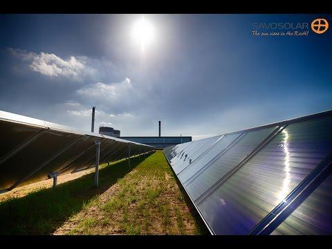 Savosolar - Solar Thermal Systems
