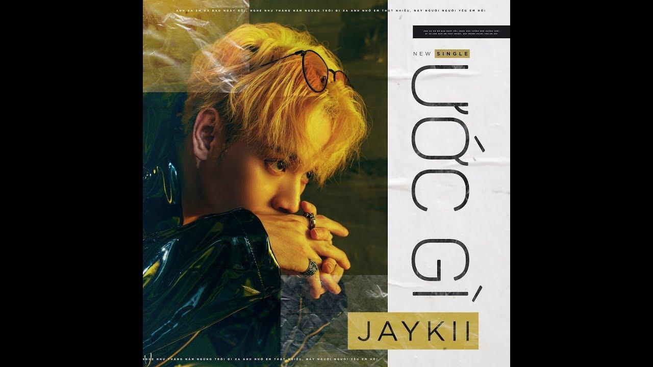 ƯỚC GÌ (COVER) - JAYKII | OFFICIAL LYRIC M/V