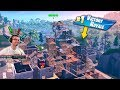 This was Tilted Towers 30 seconds after landing...(STREAM SNIPERS)