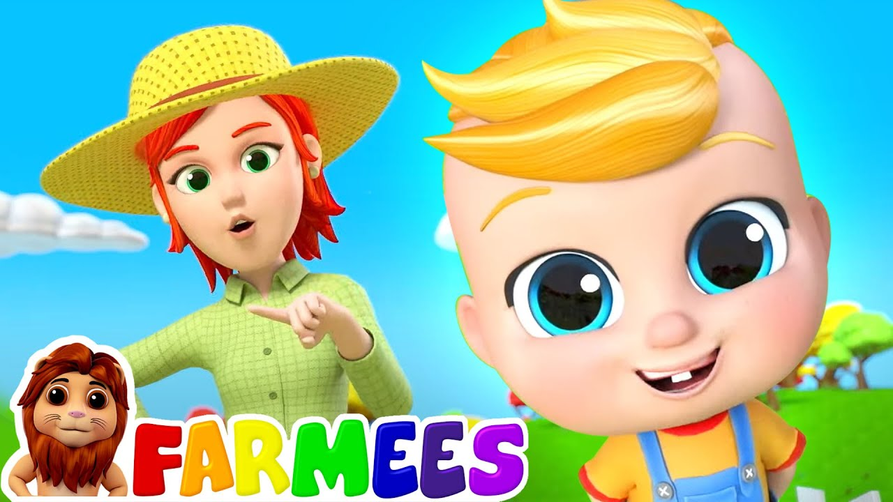 Can I Have A Cookie ? No No Song + More Nursery Rhymes & Kids Songs | Baby Cartoon by Farmees