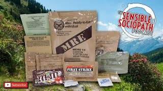 Unboxing and Review of Real Military MRE Survival Rations