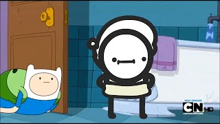 Footage Of Me In Adventure Time