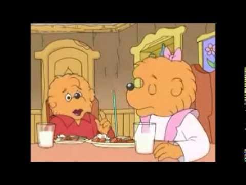 The Berenstain Bears - Showdown At Birder's Wood [Full Episode]
