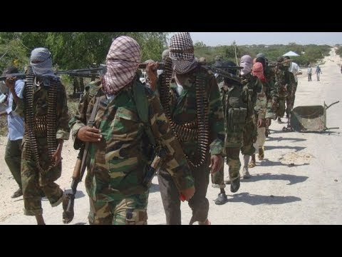 BREAKING ISLAMIC AL Shabab Terrorists killed by USA Air Strikes in central Somalia October 2018 News