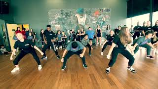 Gucci Mayne & Bruno Mars - Wake Up In The Sky - Fenton Fulgham Choreography