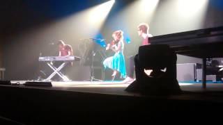 Lindsey Stirling - Transcendence (version acoustique) / @Nantes - La carrière