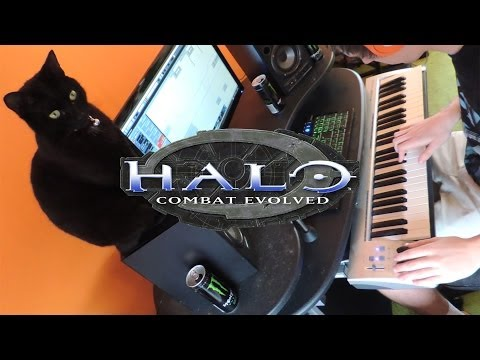 Halo Theme Cover (All Instruments)