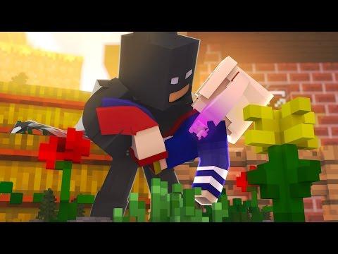 Minecraft: BATMAN TRAIU A BATGIRL COM A ARLEQUINA (FAZENDA DOS VILÕES) #7