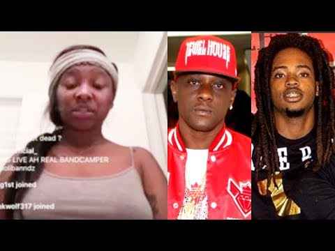LIL BOOSIE --WHAT GOES UP MUST COME DOWN--DISS NUSSIE RIP - music