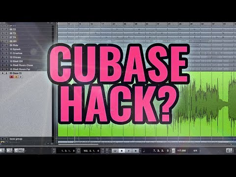 Hack your productivity with this Cubase setting: tape monitoring
