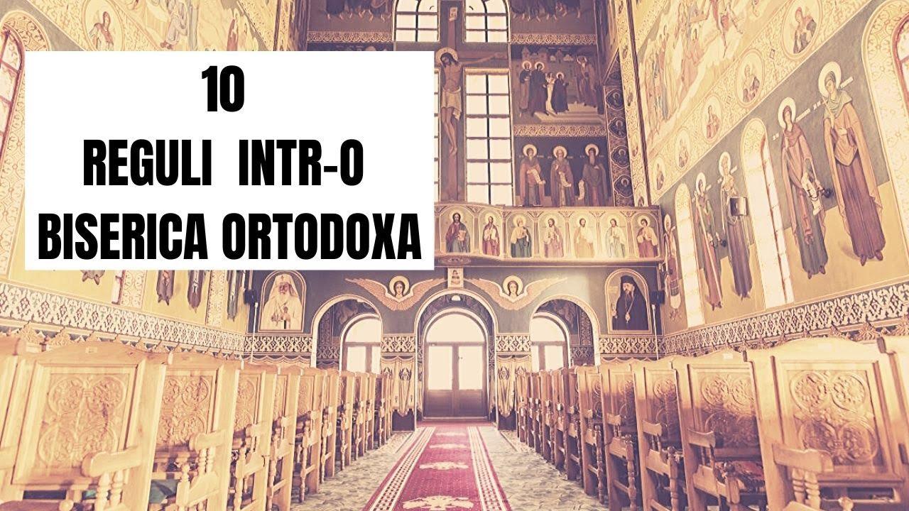 Download 10 Reguli esentiale de știut înainte de a intra în Biserica Ortodoxă