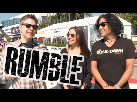 Rumble: The Indians Who Rocked the World - Electric Playground Interview