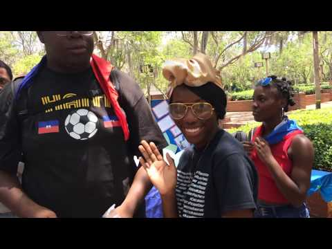 Club Creole at University of Florida: Haitian Flag Day 2017