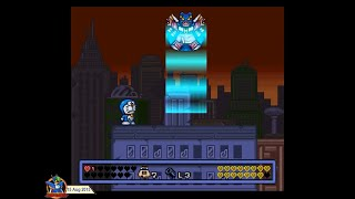 Doraemon 3: Jewel of Time (1994, SNES) - 5 of 5: Futuristic Ruins [720p60]