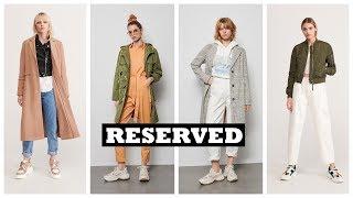 RESERVED ШОПИНГ ВЛОГ ВЕСНА ЛЕТО 2020 Shopping Haul Обзор одежды Пальто юбка платье свитшот