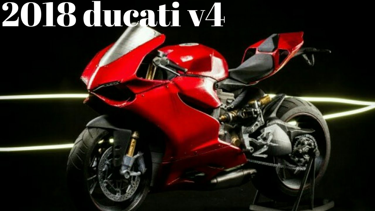 2018 ducati v4 |features| |launch| - youtube