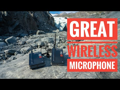 Best Wireless Mic Under $250.00 for Filmmakers: Azden Pro-XR Review