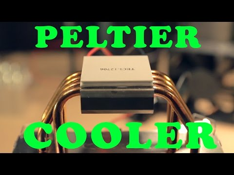 peltier-water-cooler