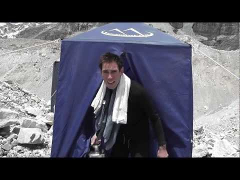 Out takes and deleted scenes Mt Everest 2012