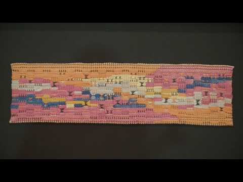 Anni Albers Touching Vision, The Guggenheim Museum Bilbao - Unravel Travel TV