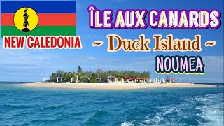 🇳🇨 île aux Canards ~ Duck Island ~ Noumea, New Caledonia South Pacific