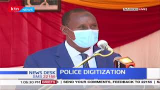 Police digitization: Kenya Police launch digital program for police occurrence book