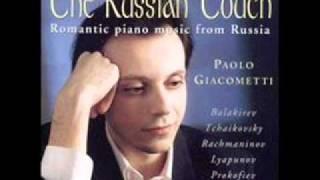 02 Mily Balakirev - Au jardin (In the Garden) in D flat major