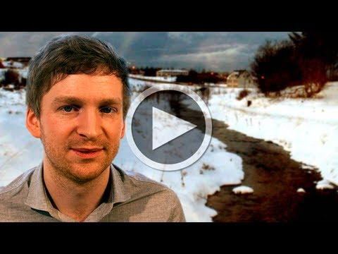 Olafur Arnalds: 'For Now I Am Winter' - Buzzine Music Interview (Excerpt)