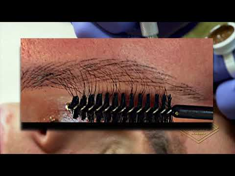 How to Microblade   Permanent Makeup 3d Brows Tutorial   Microblading Touch Up Tips Tricks