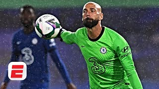 Download Lagu I will be STUNNED if Willy Caballero doesn't start for Chelsea - Don Hutchison | Premier League mp3