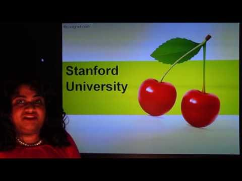 Studying in Stanford University