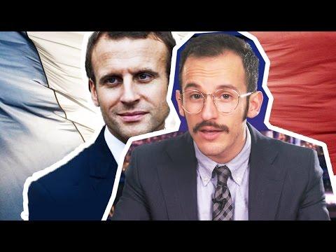 Le Programme d'Emmanuel Macron pour 2017 - Cyrusly?!