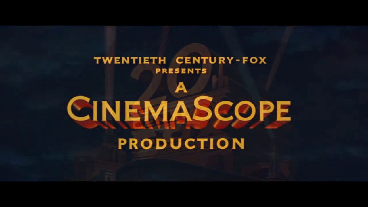 20th Century Fox Logo  1953  Low Pitched