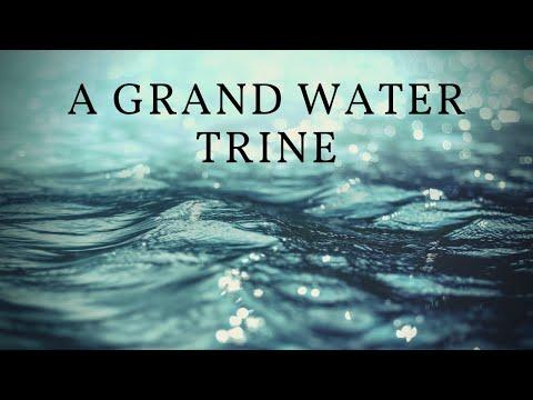 Weekend Astro Update + Grand Water Trines + Jupiter Trine Neptune