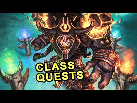 Why Are Class Quests So Good In Classic WoW?