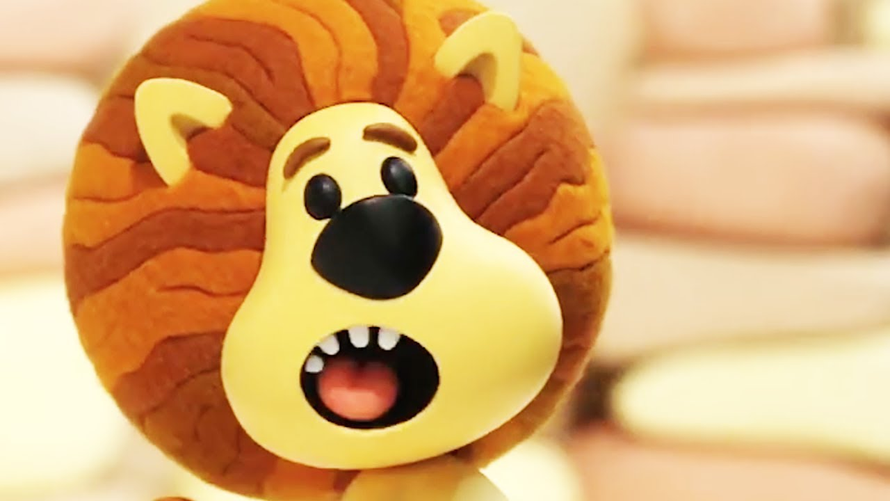Raa Raa The Noisy Lion Official Topsys Musical Stones Season 1
