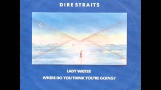 Dire Straits - Lady Writer