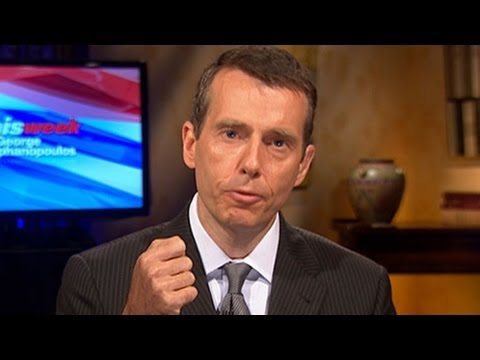 "David Plouffe 'This Week' Interview: ""Karl Rove at Crossroads After Election"""