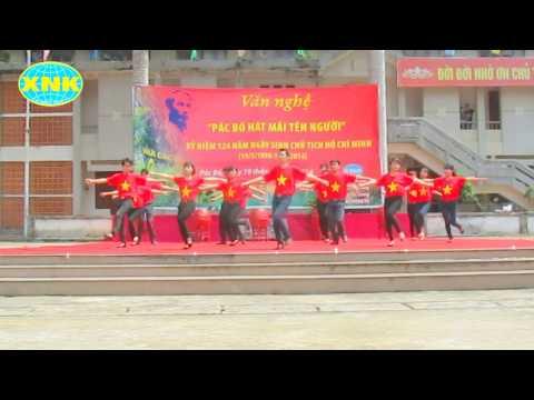 Nhảy dân vũ - Việt Nam Ơi
