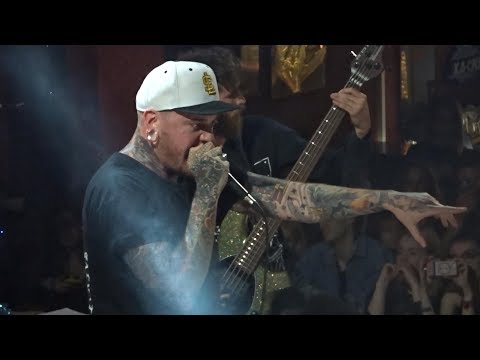 Chelsea Grin - Live @ Moscow 28.06.2017 (Full Show)