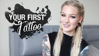 Getting Your First Tattoo: Do's & Don'ts | Katrin Berndt