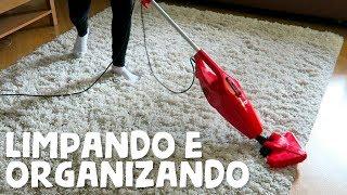 Motivação para organizar/limpar/faxinar: Speed Cleaning | Limpeza rápida | Thalita Campedelli