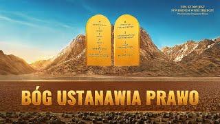 """Historia biblijna """"Bóg ustanawia Prawo"""""""