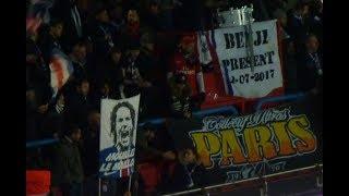 PSG vs Montpellier : l'ambiance pour le record de Cavani [27/01/18]