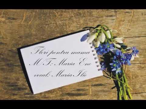 FLORI PENTRU MAMA – Cantece pentru copii in limba romana